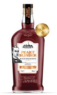 Peaky Blinder Spiced Dark Rum