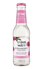 Cranberry Soda  Water