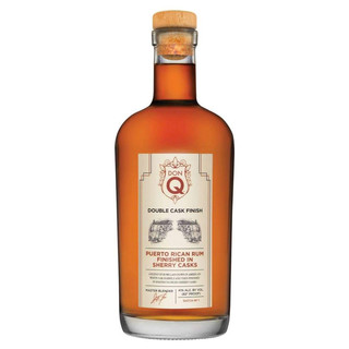 Don Q Sherry Cask Finish