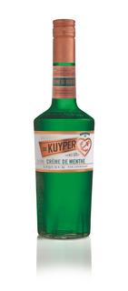 Creme De Menthe Green