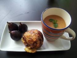 Velouté & Muffin