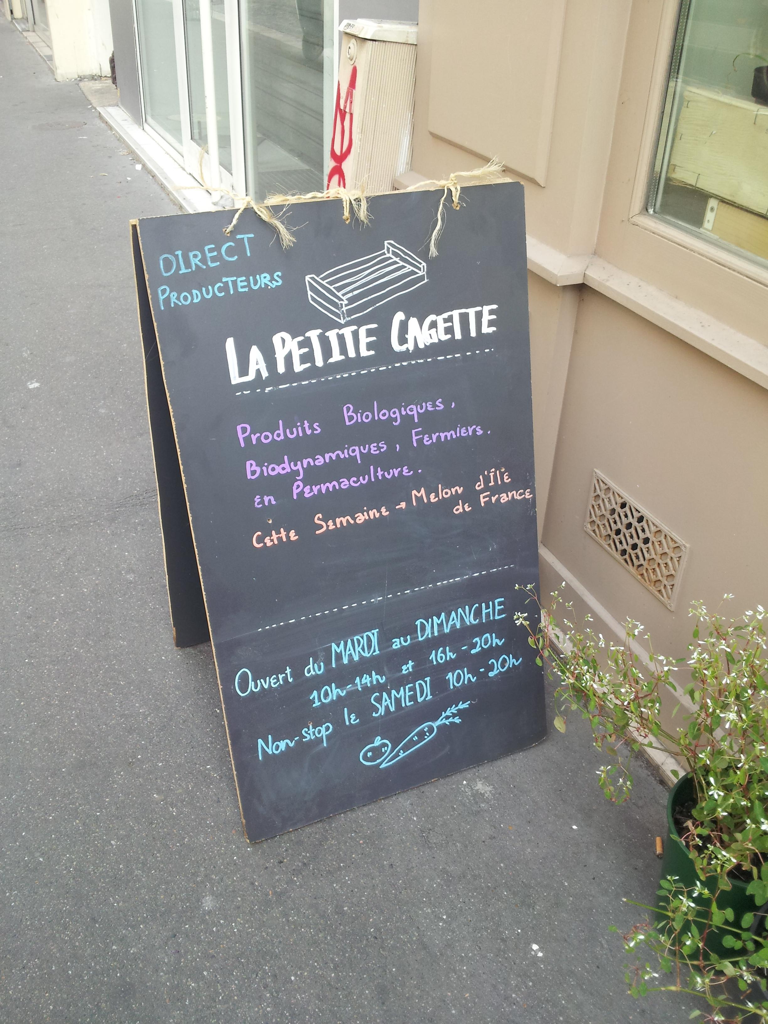 CBasilic- La Petite Cagette