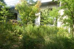 Un des jardins du sentier