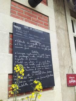 Café de l'Orangerie, Nantes