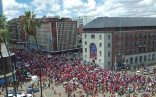 The Big Saturday Read: Citizens' movement and the resurgence of the repressive state in Zimbabwe
