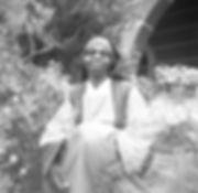 poorclaresisters12.jpg oeuvre artistique en noir et blanc argentique portraits soeurs monastère des clarisses namibie ventes de tirages d'art danièle verjus toulouse france