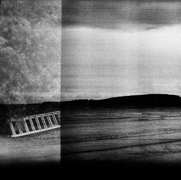 oeuvre artistique superposition d'images argentiques Noir et blanc ventes tirages d'art danièle verjus toulouse france