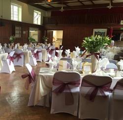 Wedding Morrell Room 2016