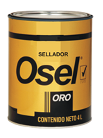 1431 - Sellador Vinílico Transparente Osel Oro