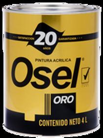 1800 - Pintura Emulsionada Mate Osel Oro