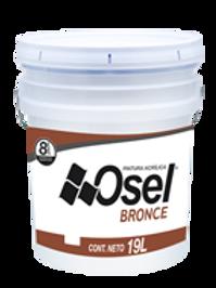 1595 - Pintura acrílica Osel Bronce
