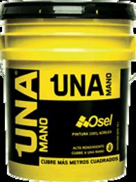 1999 - Pintura 100% acrílica UNA®
