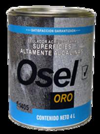 1405 - Primario Para Superficies Altamente Alcalinas Osel Oro