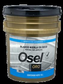 3865 - Esmalte Niebla en Seco B.A. 100% Acrilico Osel Oro