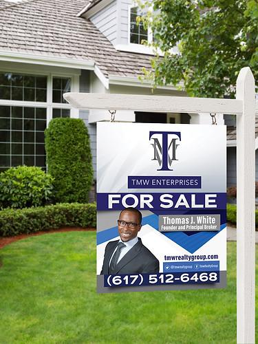 Realtor For Sale Sign