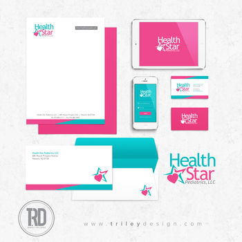T Riley Design Brand Identity