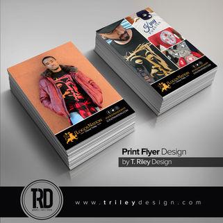 4x6 Print Flyers