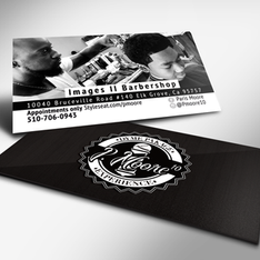 T Riley Design Business Card Design