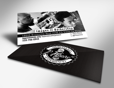 T Riley Design Business Card Design