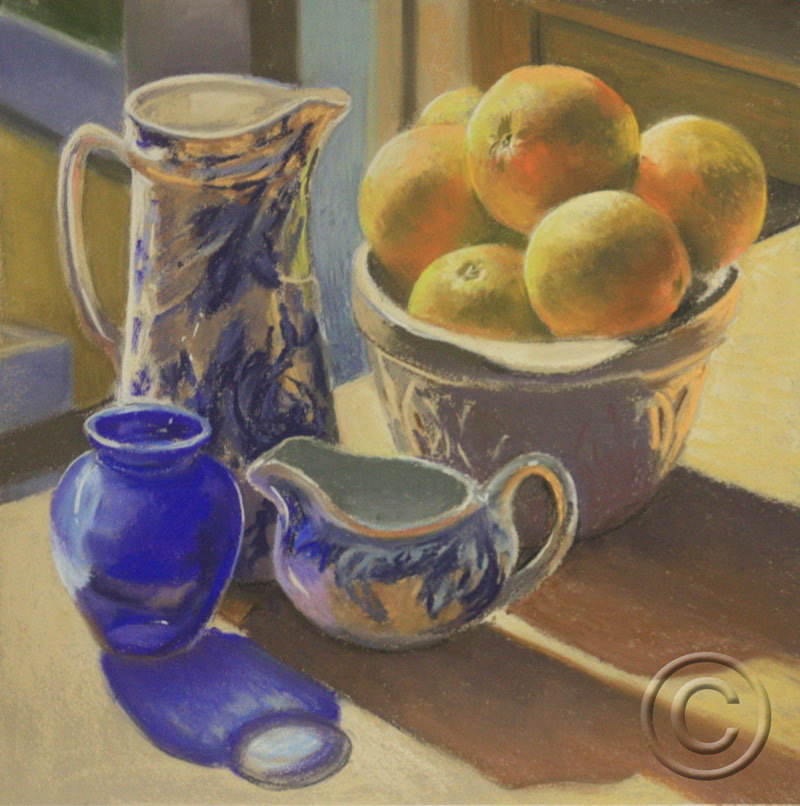 Still Life in Warm Light