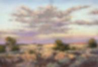 soft pastel landscape, cloudscape, australian landscape,Outback landscapee