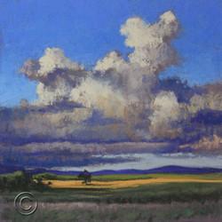 Clouds over Murrumbateman