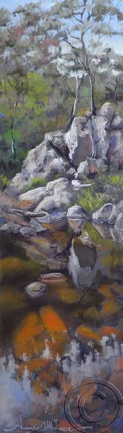 Waterhole Micalong Creek