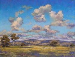 Clouds over Spring Range