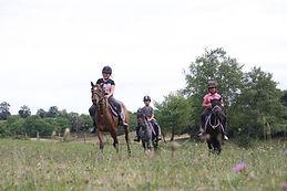 Equitation enfant Saint Mexant Poneyclub