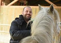 Eric Combes éthologue Du cheval à l'Homme Corrèze
