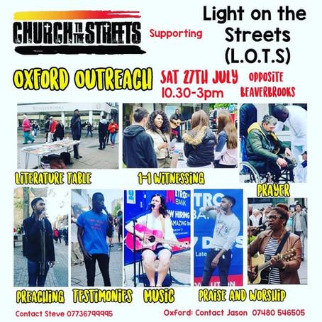 Oxford Outreach