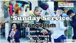 Come and join us ! Sunday service