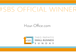 Hour-Office chosen by Theo Paphitis as #SBS Winner!