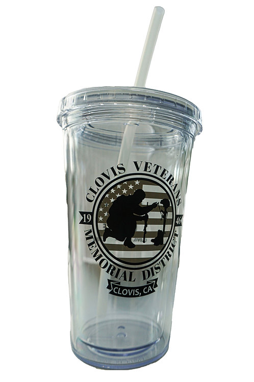 Iced Coffee Tumbler