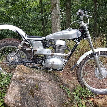 Motobécane  1956 200 ccm
