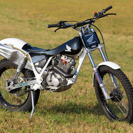 Honda TLR 200 1984 200 ccm