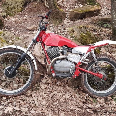 Moto Guzzi  1965 200 ccm