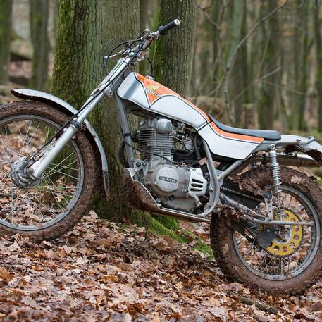 Honda TL250 1975 248 ccm