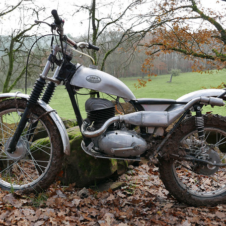 JAWA Trial 1960 250 ccm
