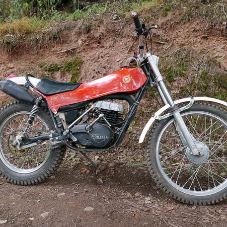 Montesa Cota 348 1976 306 ccm
