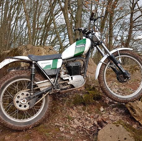 Ossa MAR 1973 250 ccm