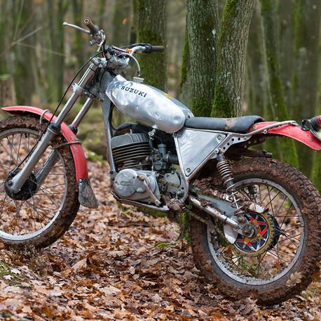 Suzuki Beamish 1977 250 ccm