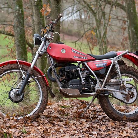 Bultaco Sherpa 350 1977 350 ccm