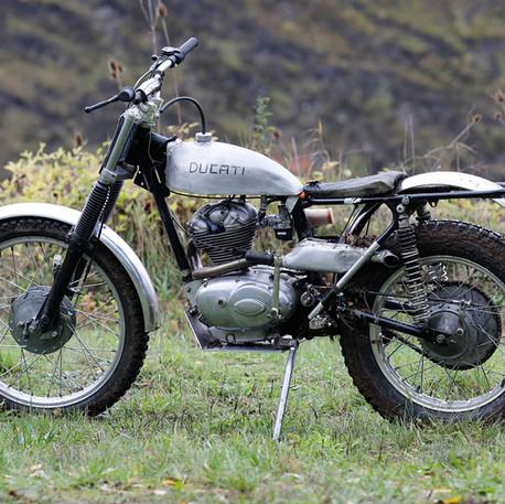 Ducati Trial 1965