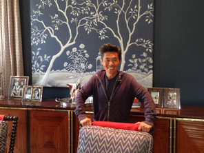 Vern Yip Commissions us for Atlanta Designer Show house
