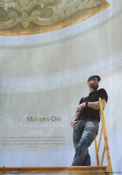 Modern Day Michelangelo