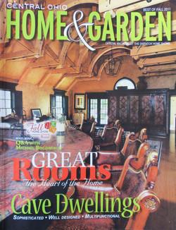 Ohio Home and Garden cover