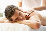 sports massage thumb