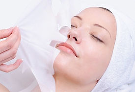 Skin Care in Lexington | Woman after Facial