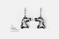 A.N. English Cocker Spaniel earrings